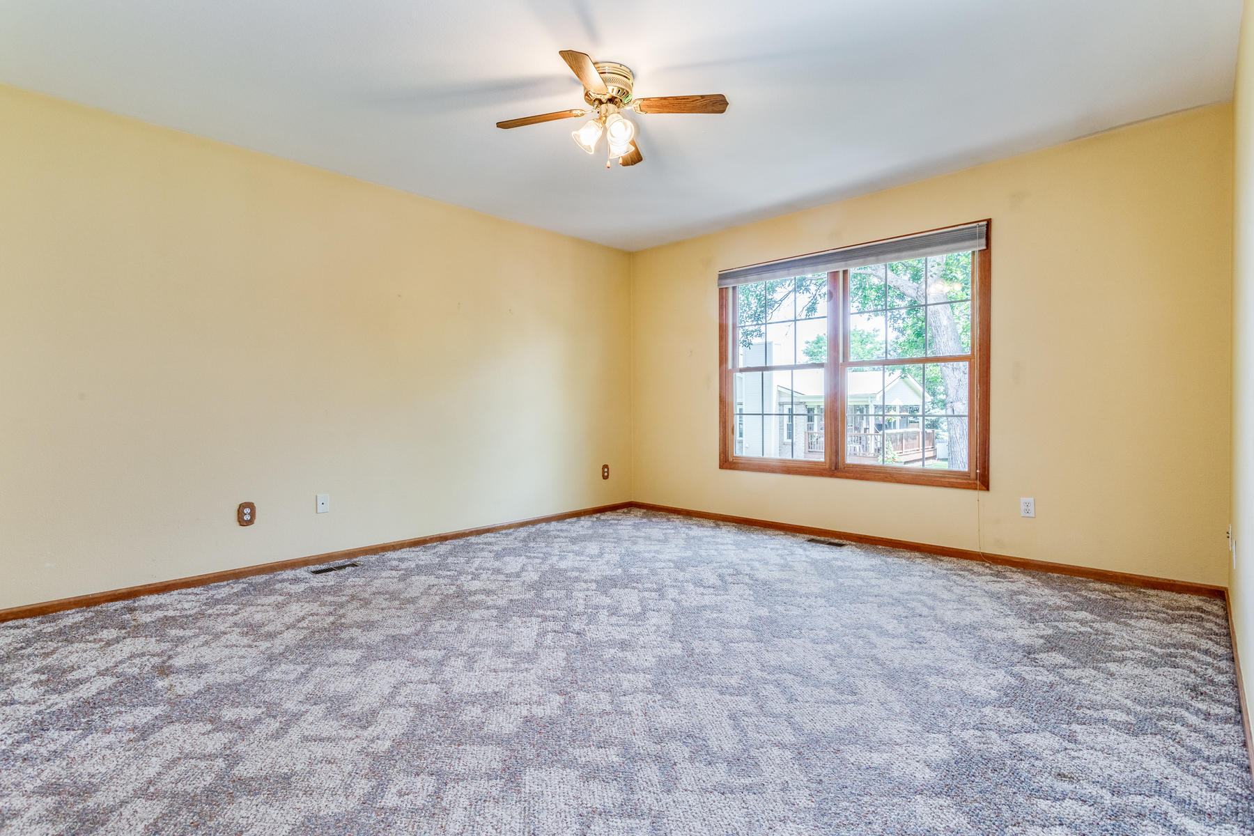 Nice Sized Master Bedroom Suite