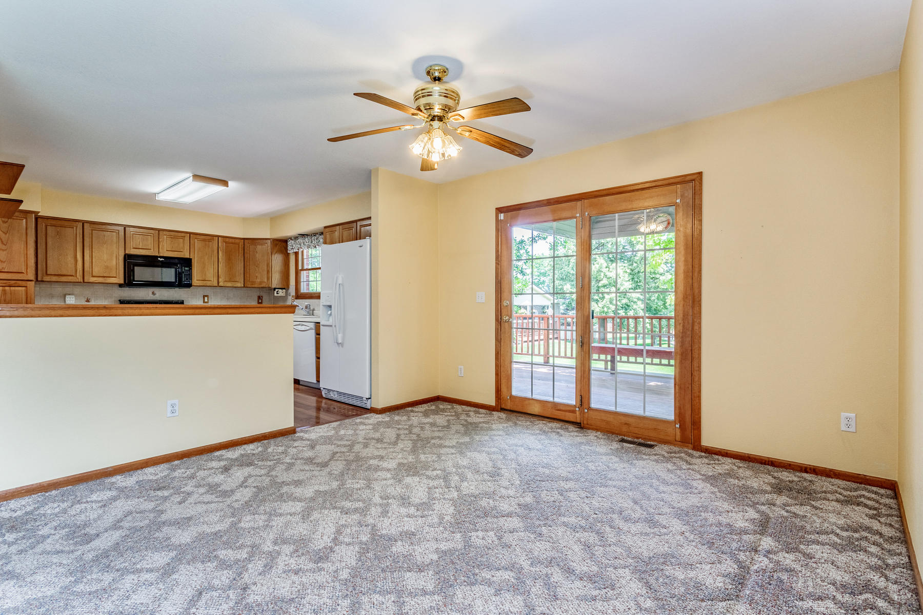 Room for a Full Formal Dining Room Set