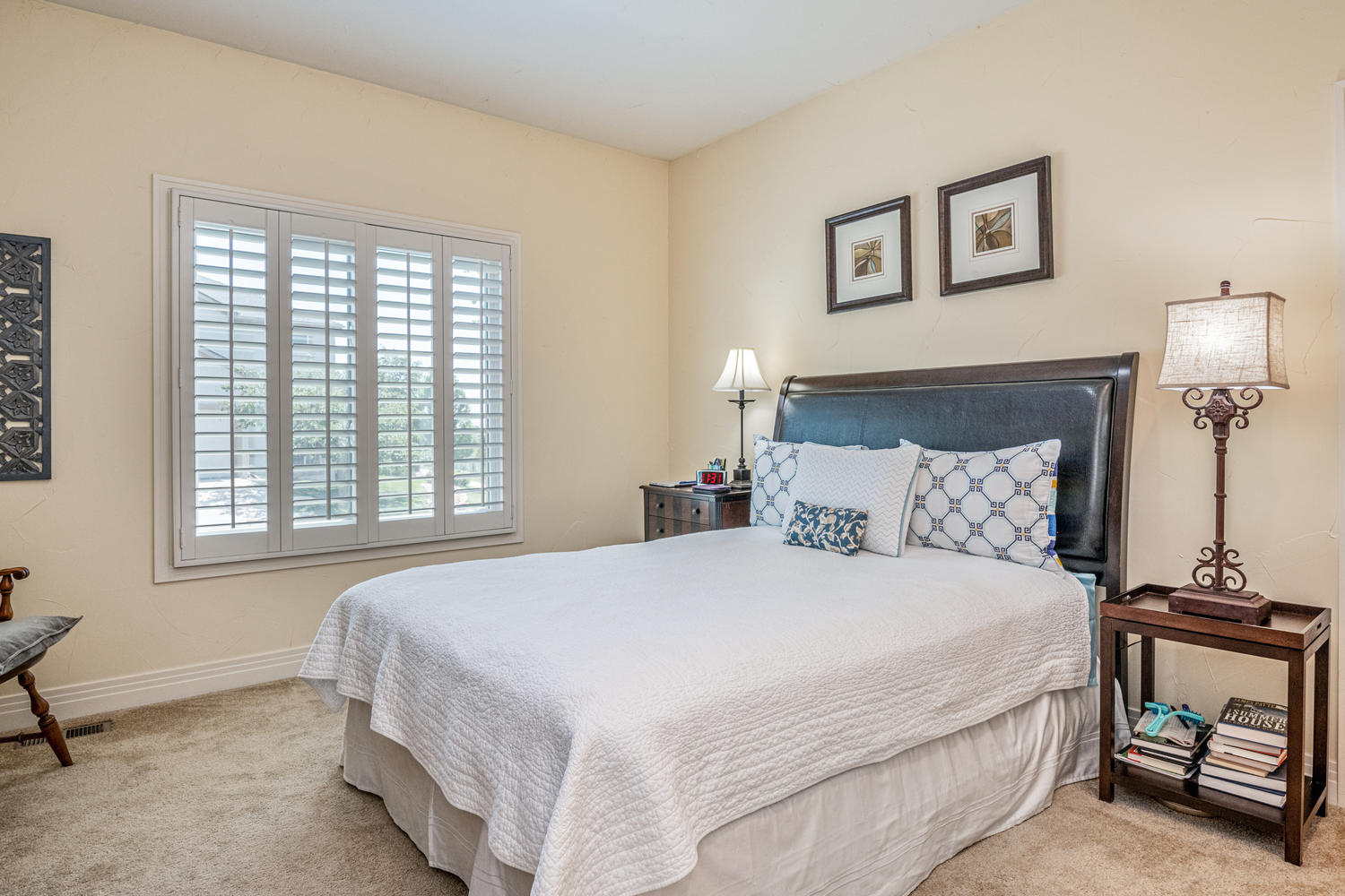 Spacious Third Bedroom on Main