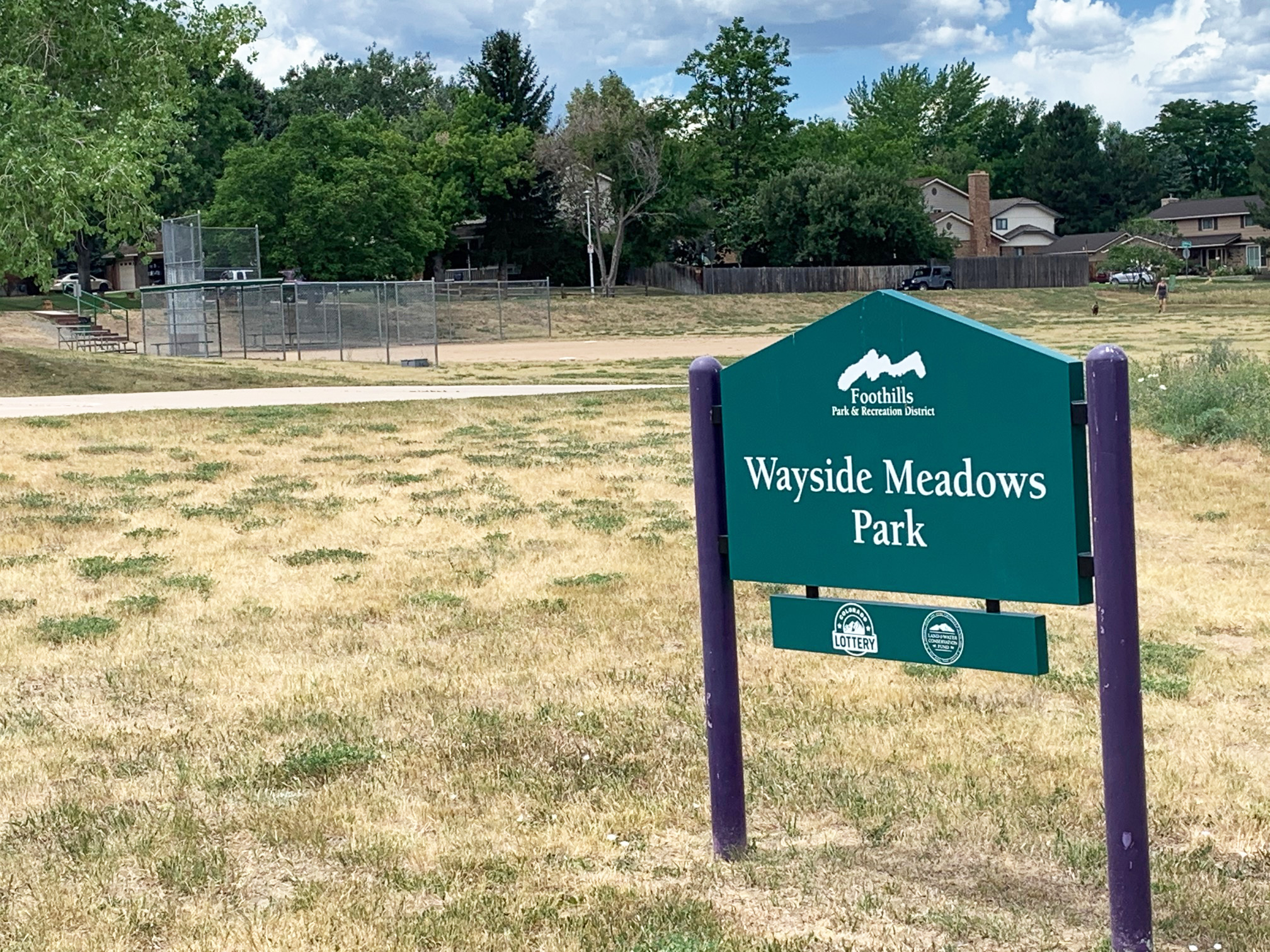 Close to Wayside Meadows Park & Ball Field