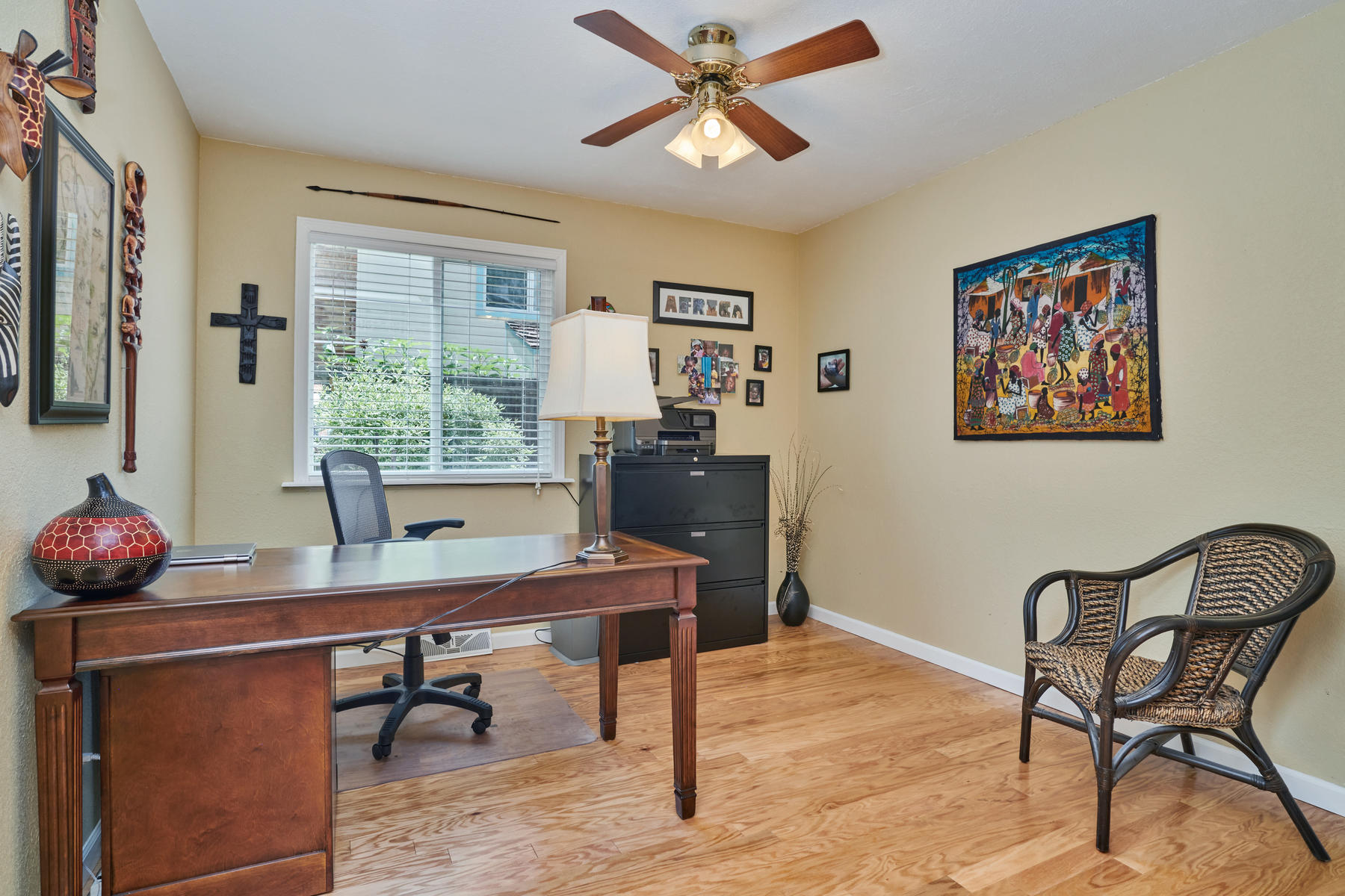 Main Floor Study/Den - Great Work From Home Area