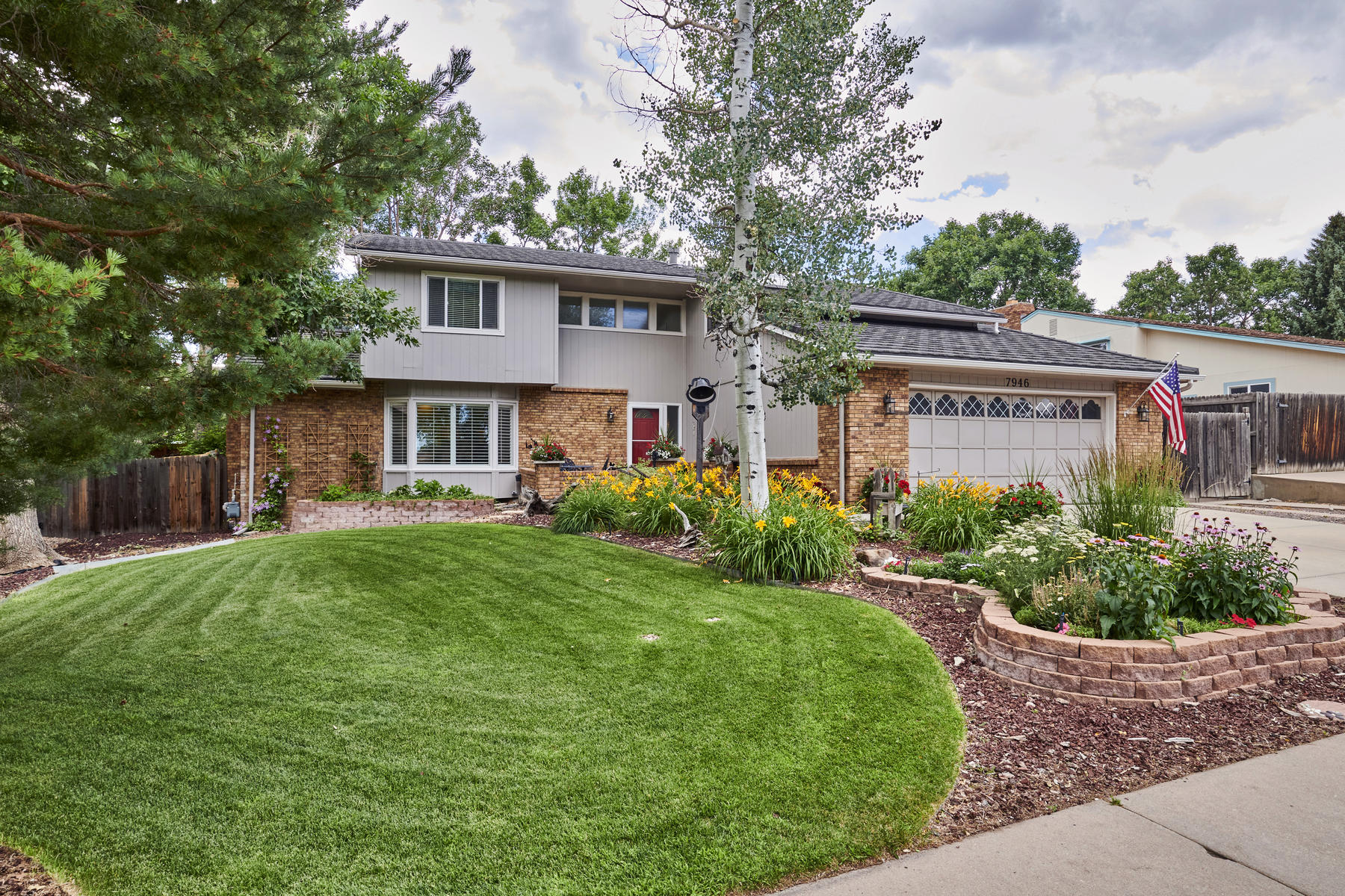 A Great Family Home with Large Living Spaces