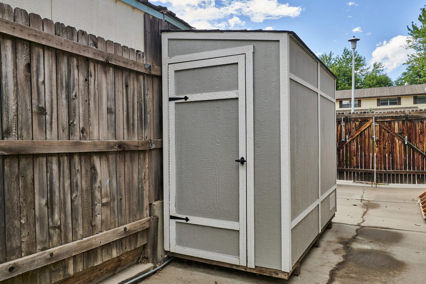 Storage Shed for Garden Tools or Toys