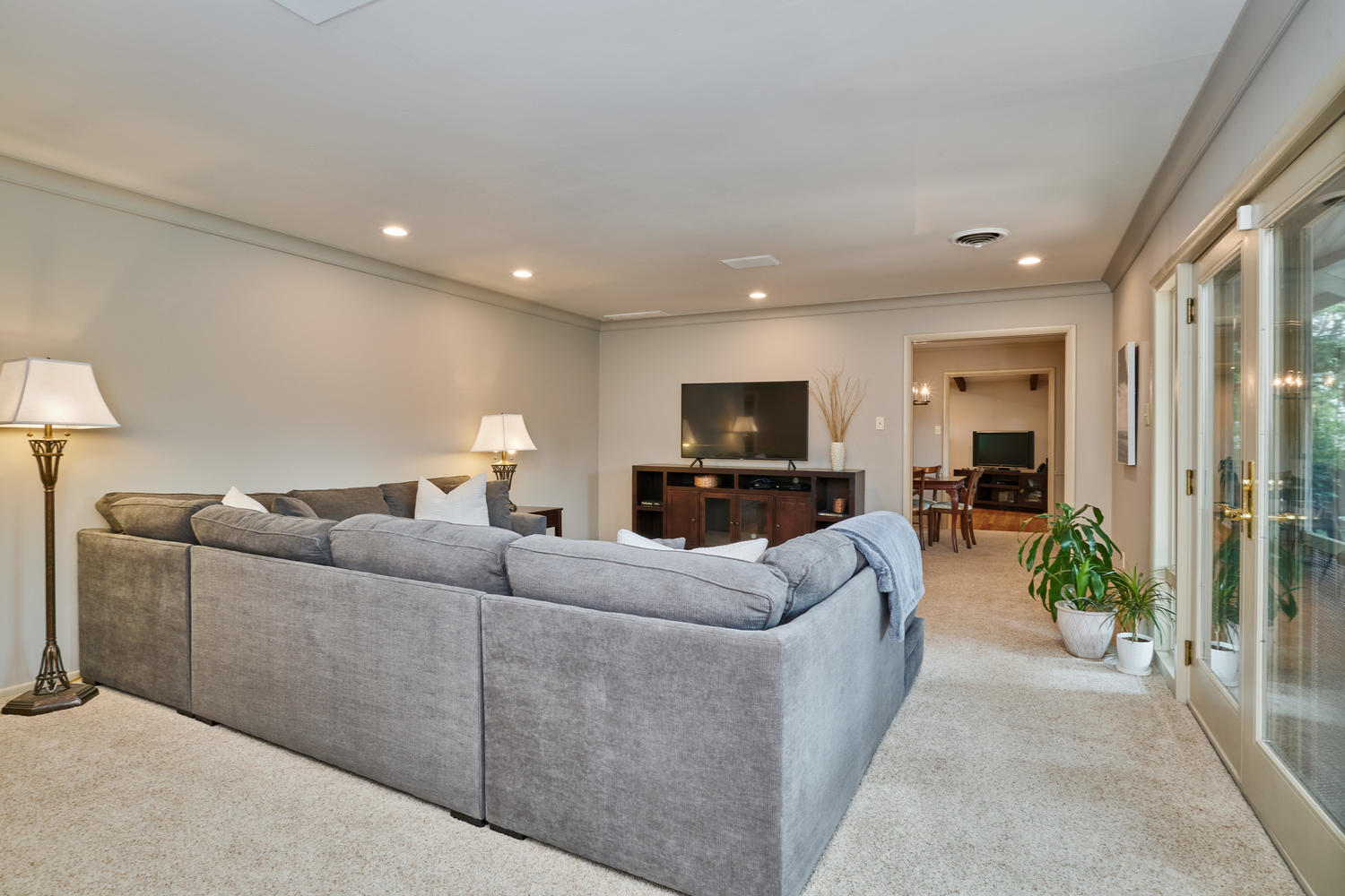 Expansive Living Areas Through This Elegant Home!