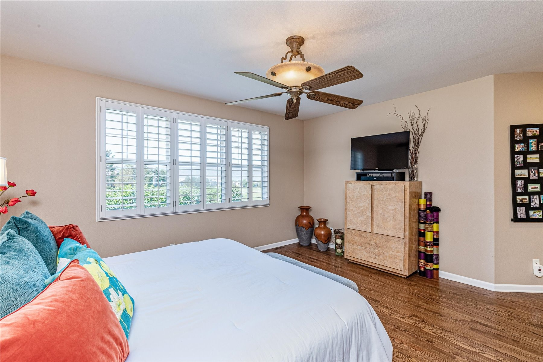 Plantation Shutters Throughout Entire Home