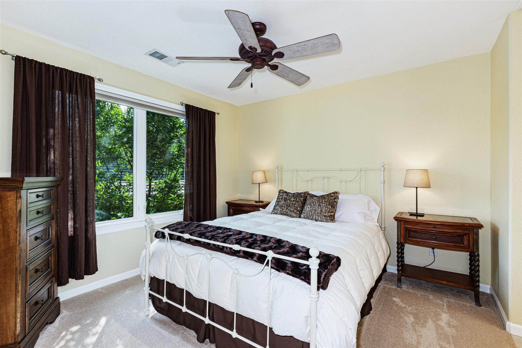 Secondary Bedroom with Private Ensuite Bath