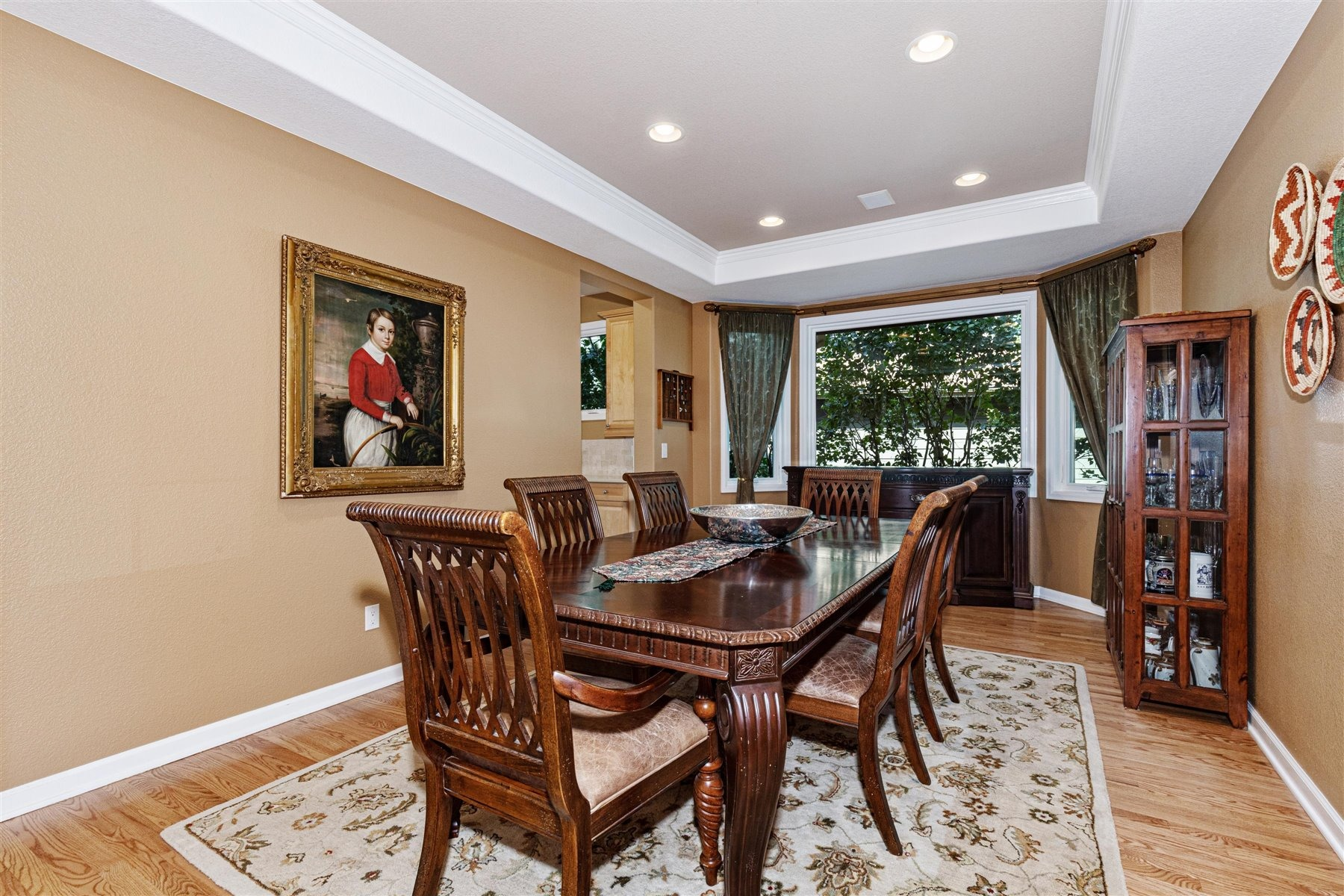 Great Space for Entertaining Here!