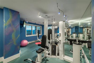 Large work-out room
