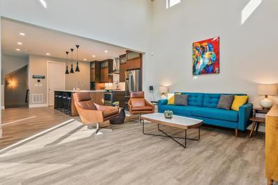 Main Floor Luxury Vinyl Flooring