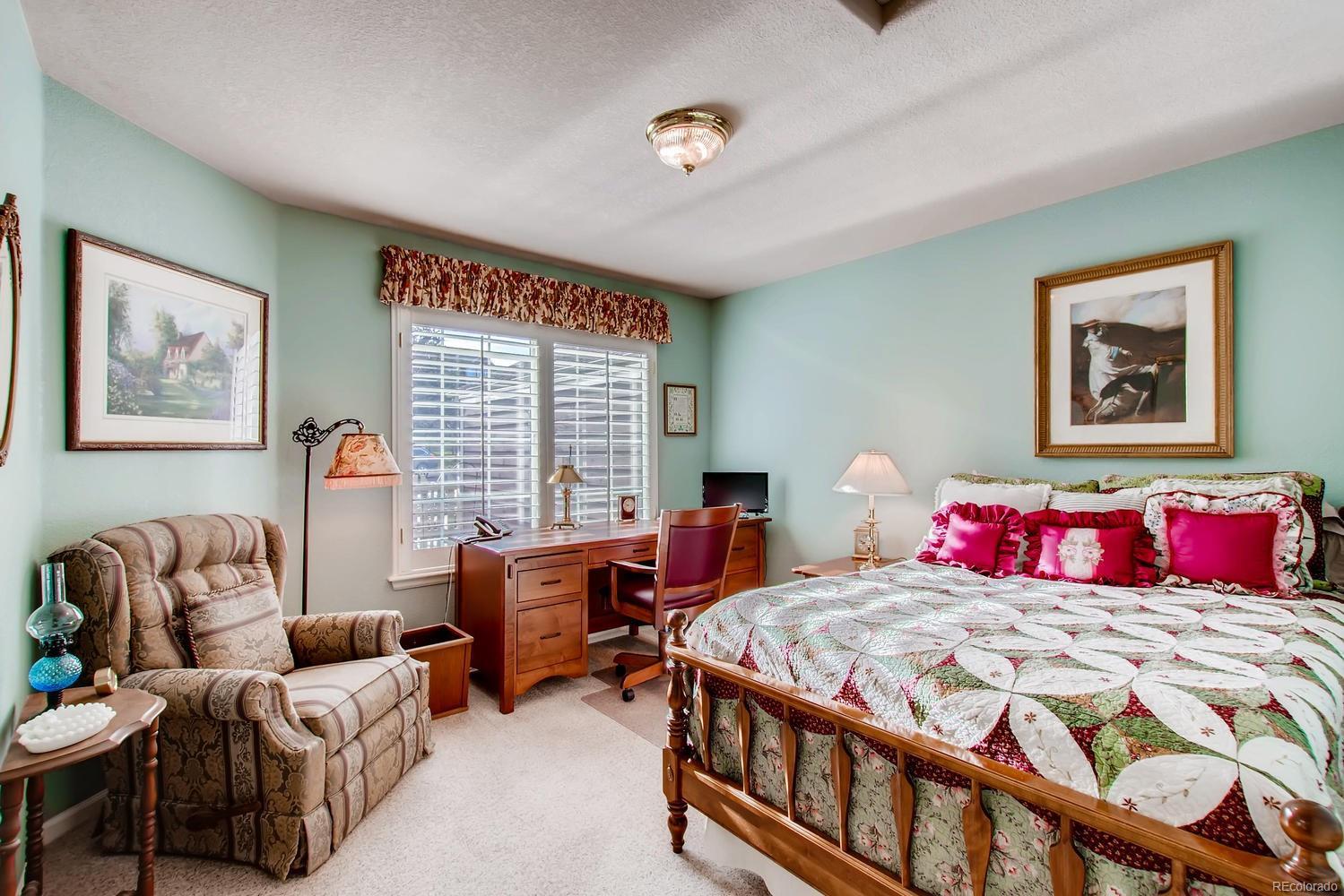 Main Floor Second Bedrooom/2nd master bedroom