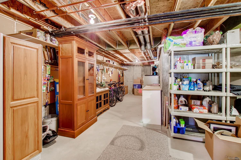 Walk in storage/flex space