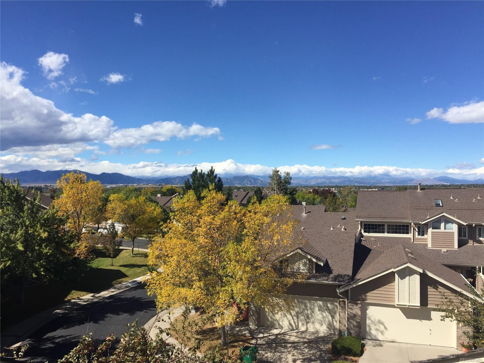 Mountain view - Fall