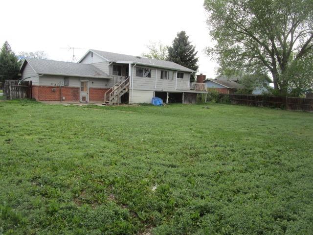 13000+ square foot yard