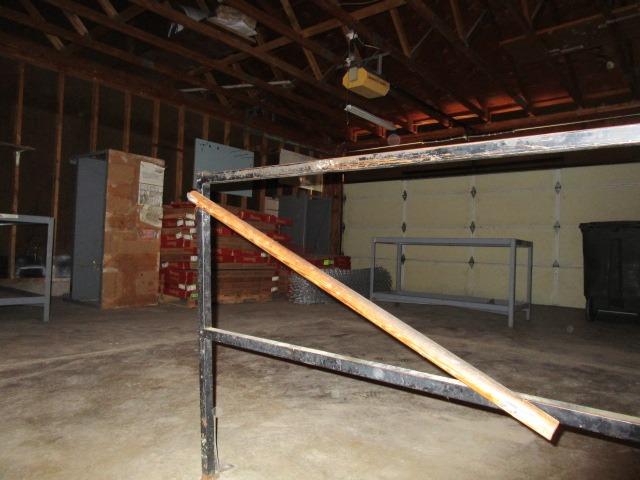 20x24- 2 car garage