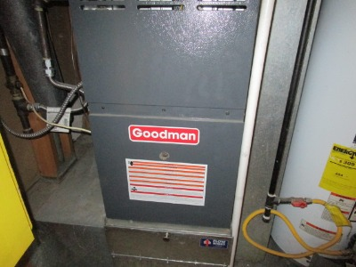 Newer furnace