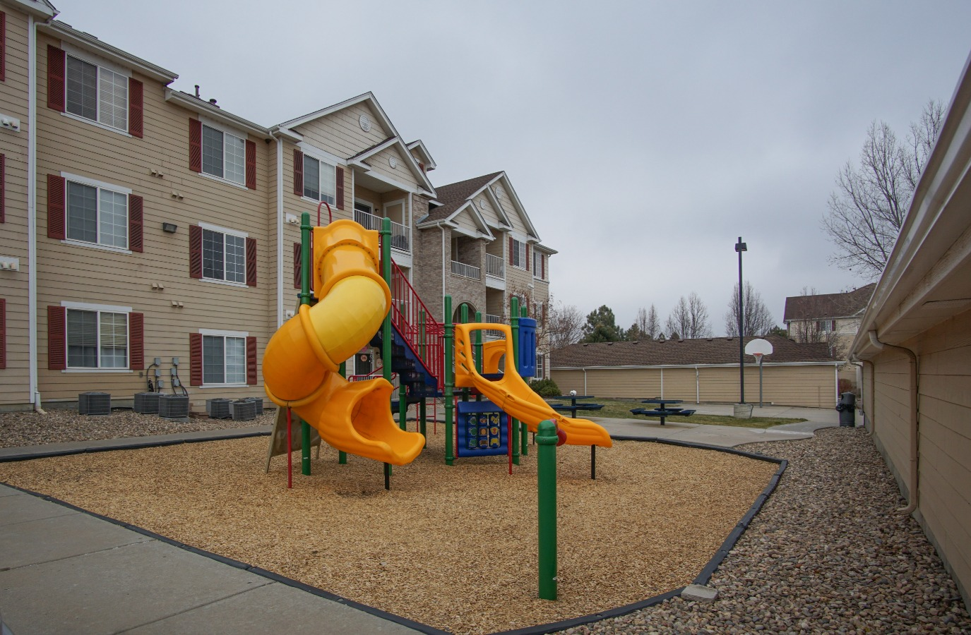 Great playground space