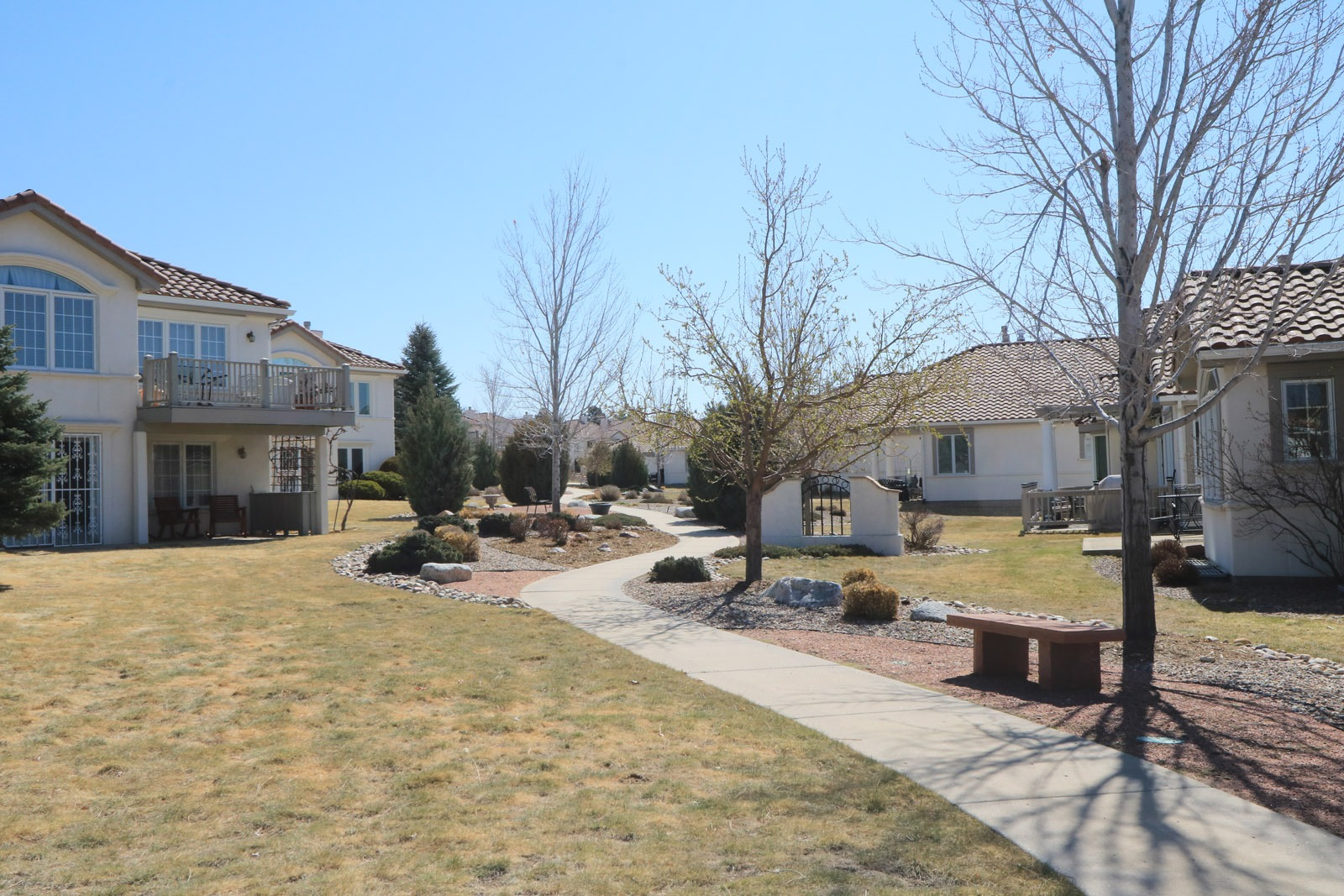 Neighborhood Walking Path & Park
