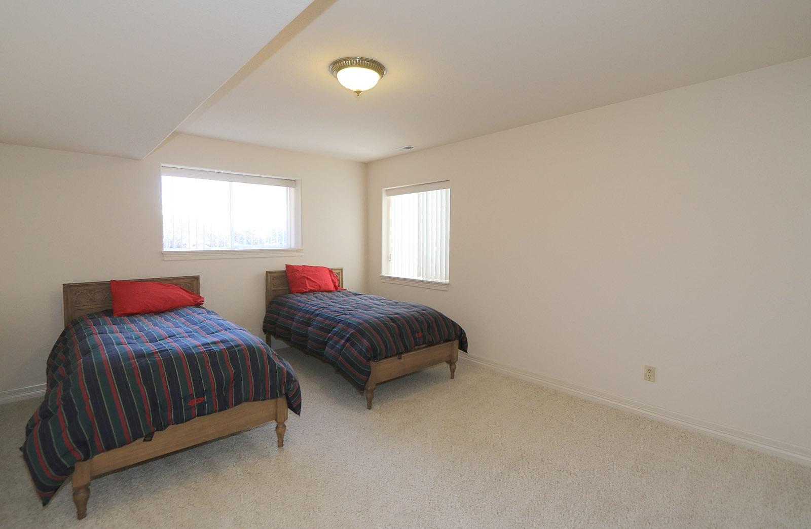#3 Bedroom 15' X 12'