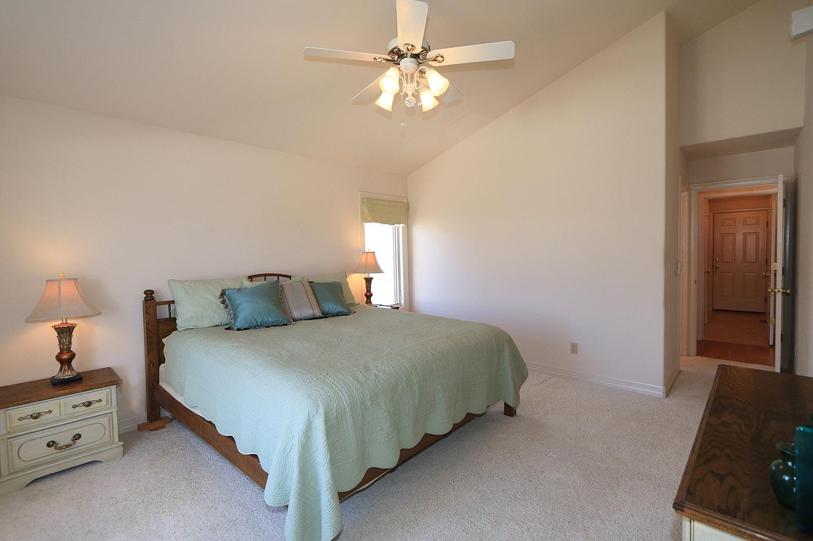 Master Bedroom 15' X 13'