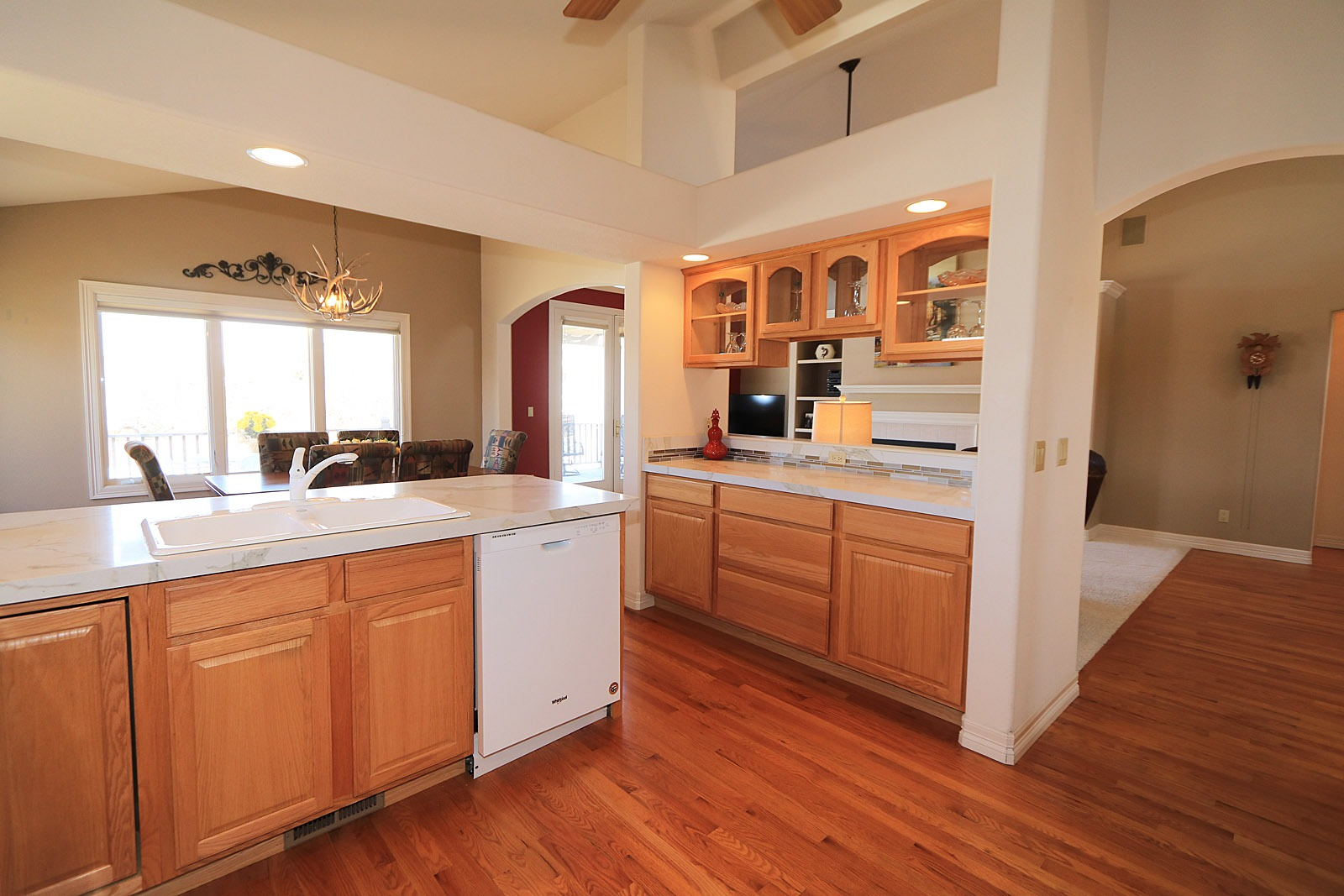Kitchen 13' X 12'