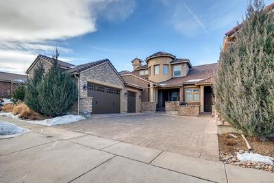 3 car attached garage with rare only 1 other neighbor sharing driveway