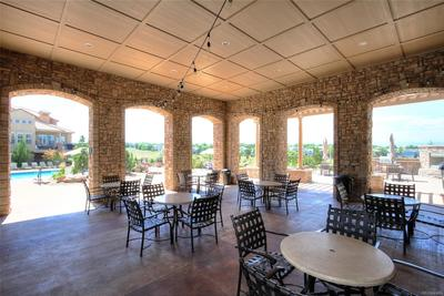 Summer events, rental piazza space with a Tuscan feel