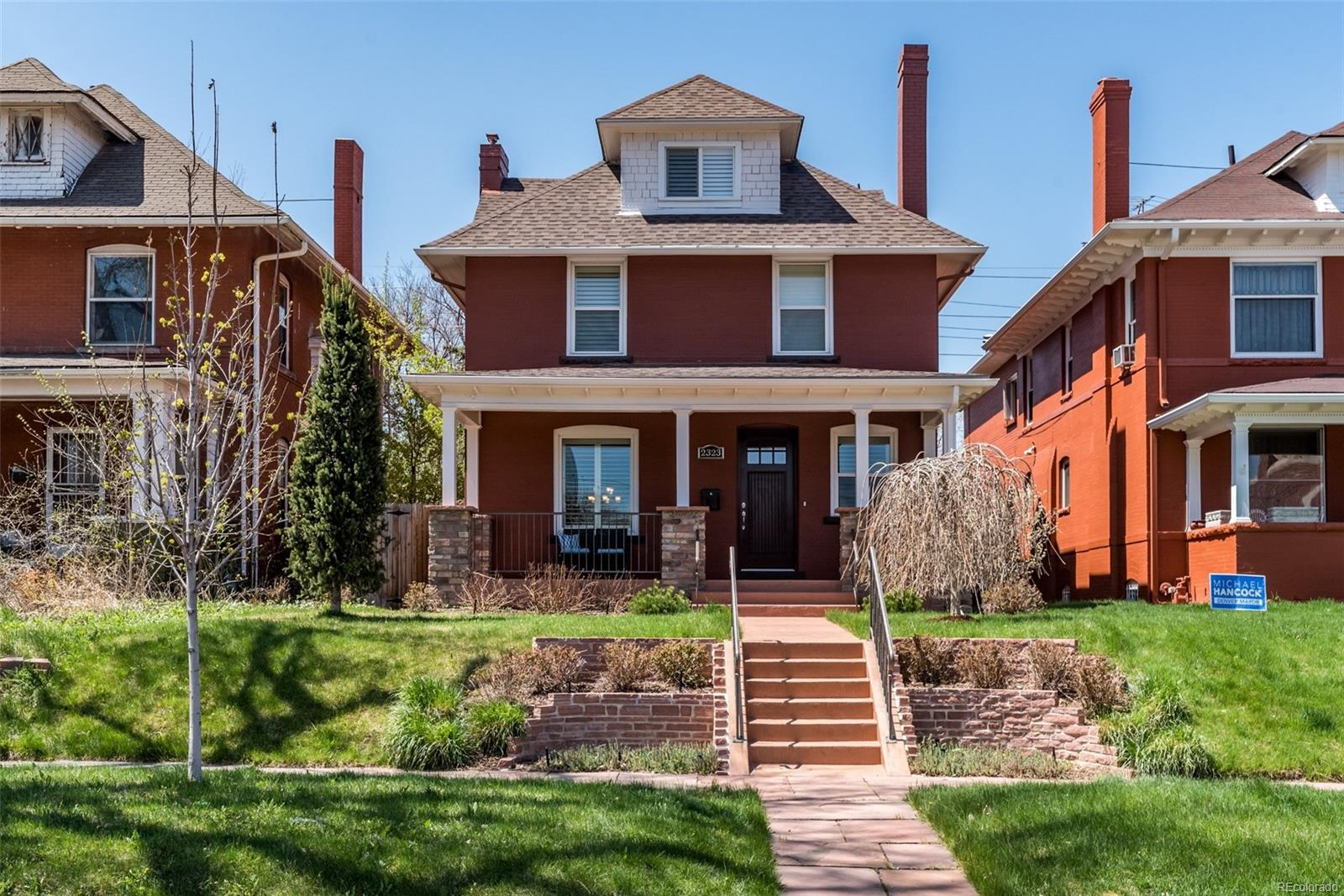 WELCOME TO YOUR STUNNING NEW HOME AT 2323 N. GAYLORD STREET!