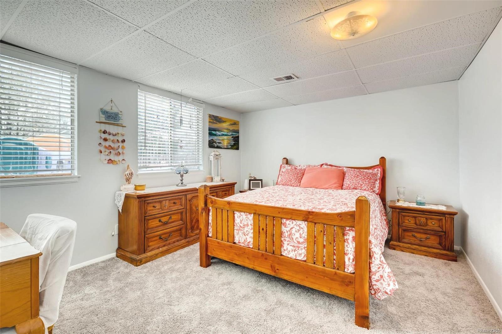 LOWER LEVEL BEDROOM #4 OR FAMILY ROOM!