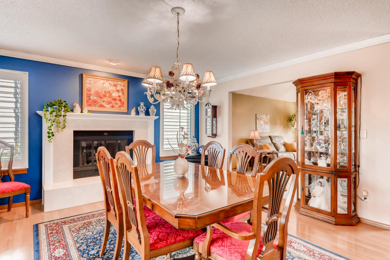 A Dining Room with Graciousness