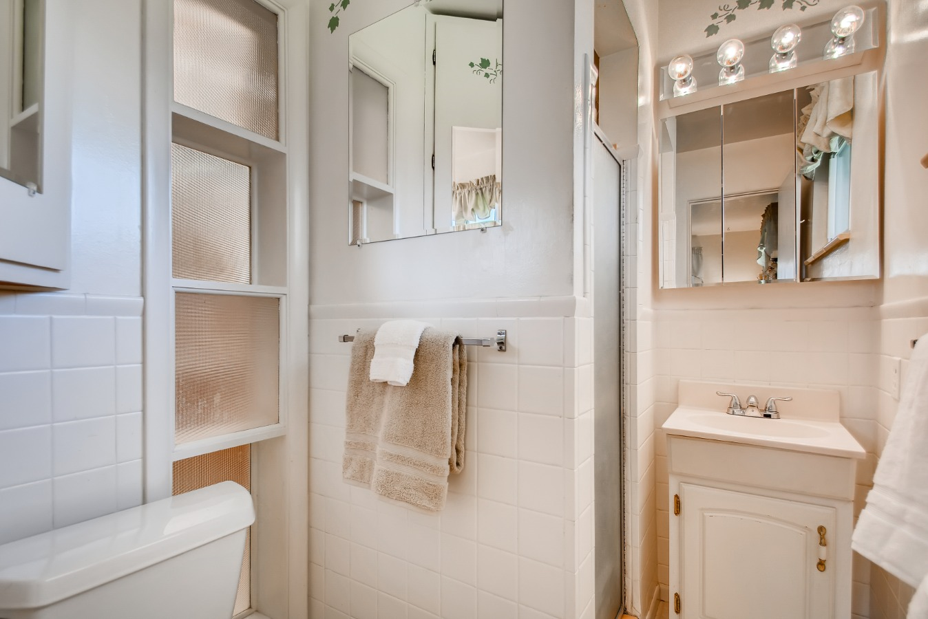 The Privacy of Master Bath is Awesome