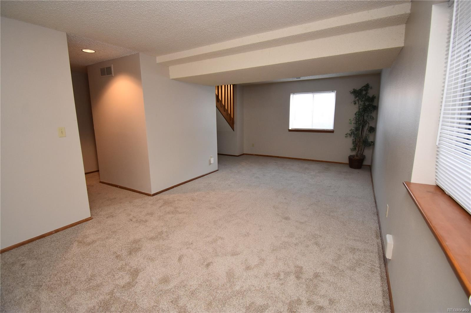 3rd Bedroom and or recreation room.
