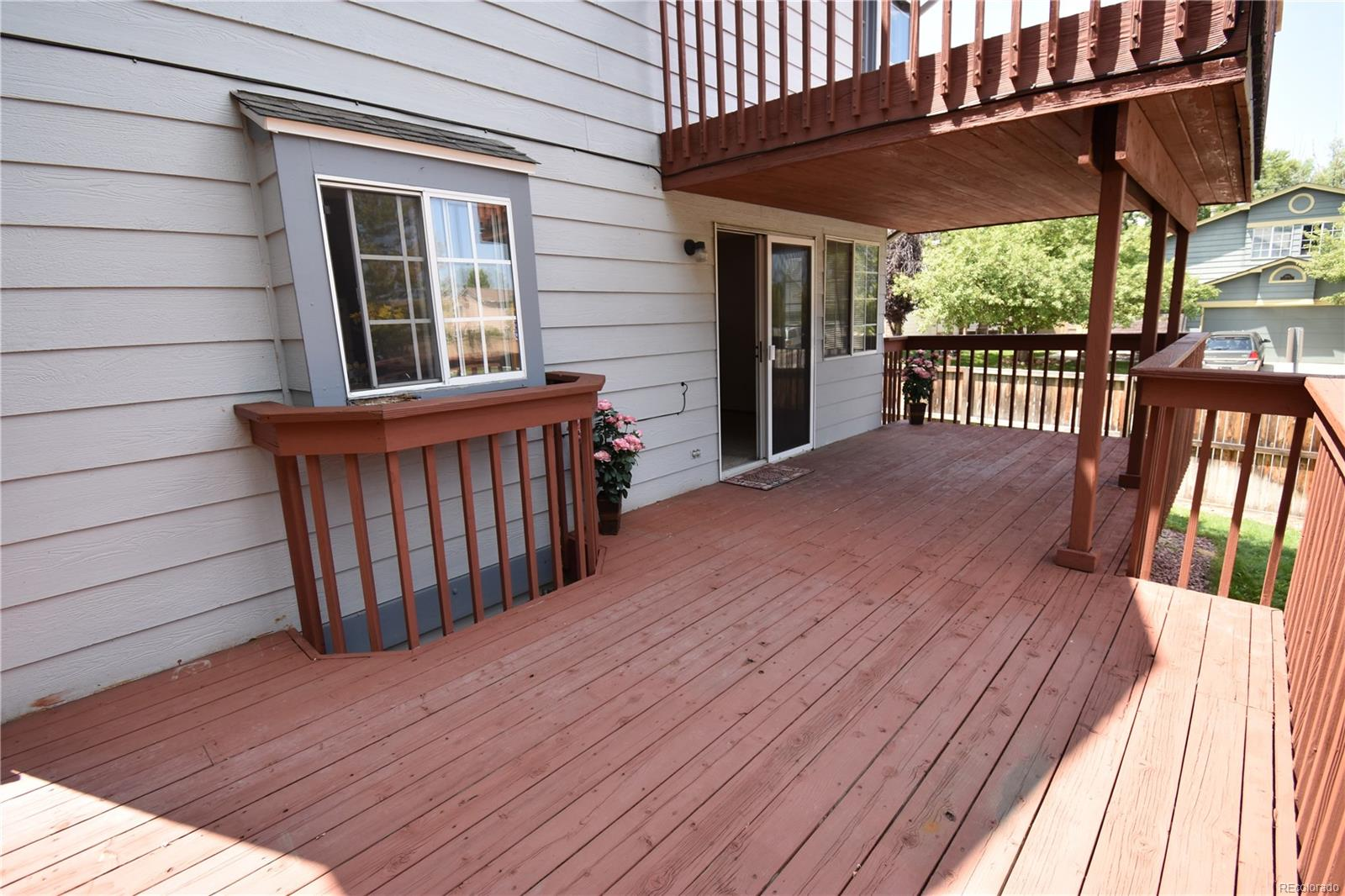 Nice decks perfect for entertaining