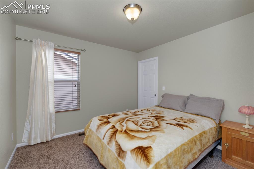 Upper Level Bedroom With Walk In Closet