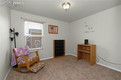 Upper Level Fourth Bedroom