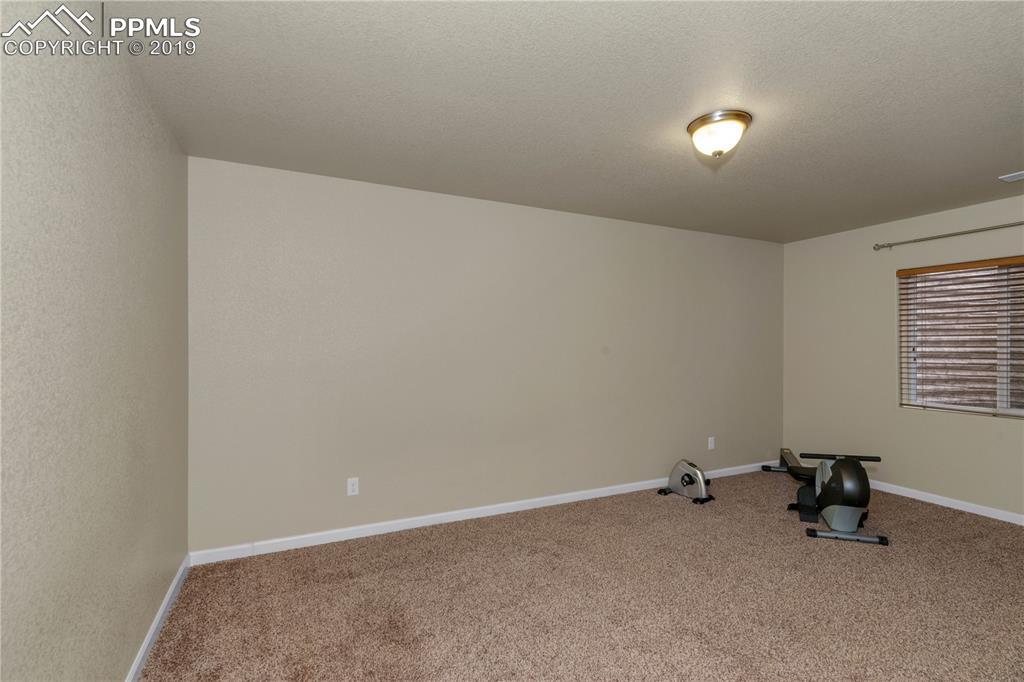 Fifth Bedroom In Basement