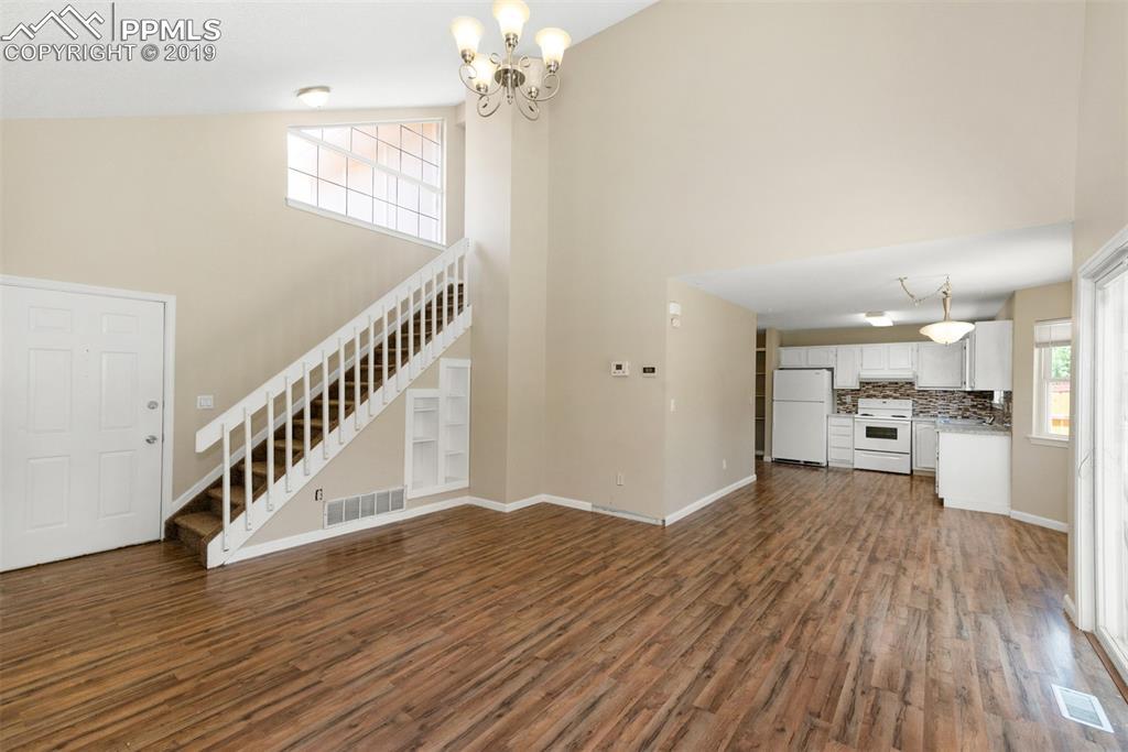Plenty Of Room For Living Room Seating