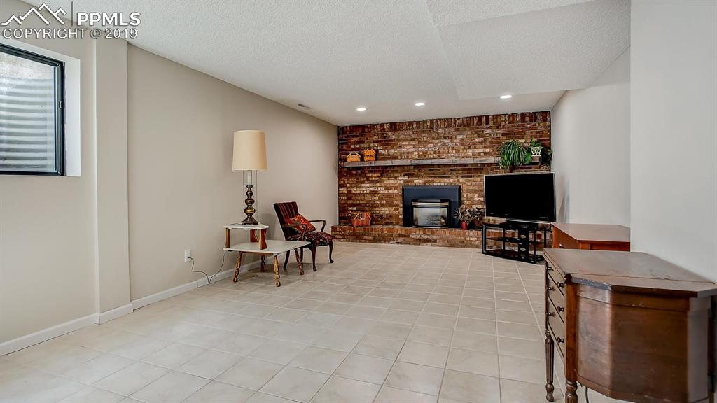 Second Family Room in the Basement