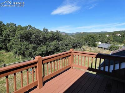 Some master suites have decks.  Very few have views like these!