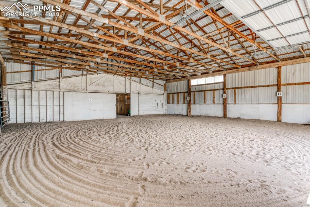 Indoor Training Arena, 50 x 50