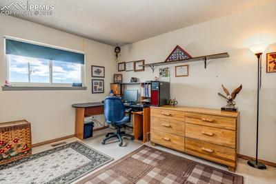 Upper level 3rd bedroom or office.