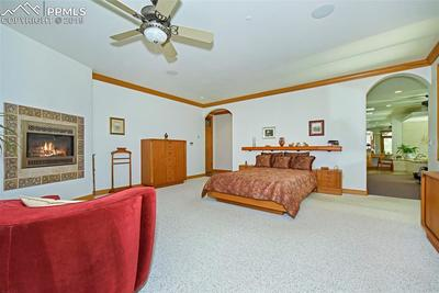 Master Suite, Gas Fireplace, ExerciseRoom Attached