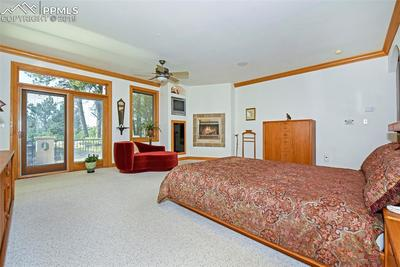 Over Sized Master Suite