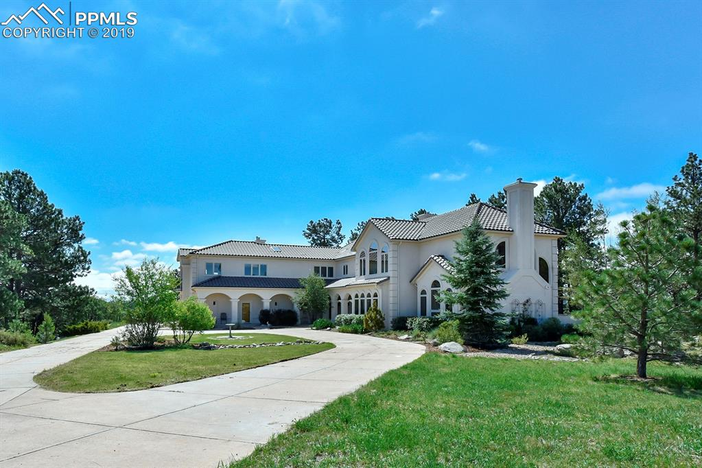 Stunning Curb Appeal, Covered Front Portico