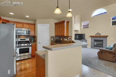 Open to family room