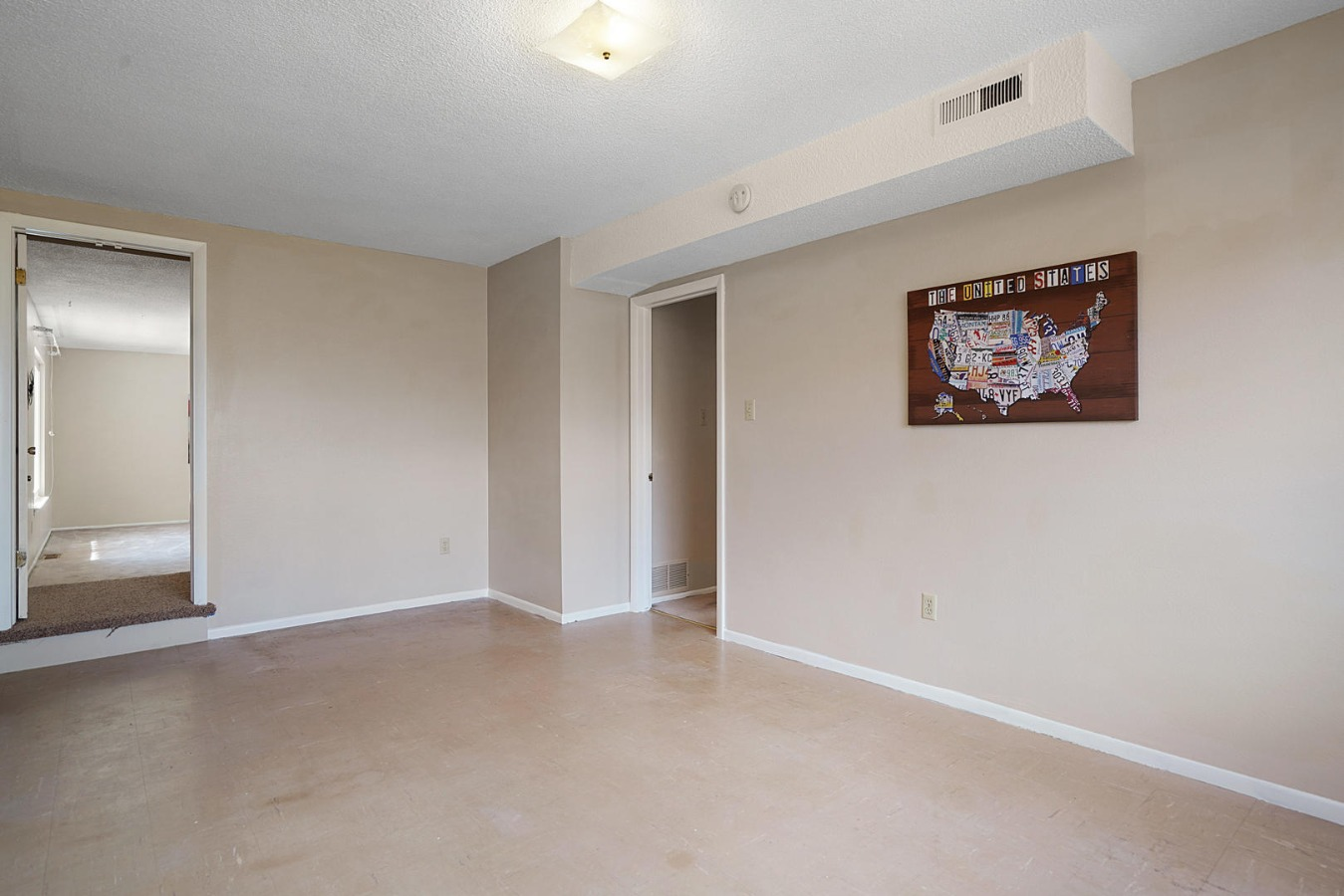 Large Main Level Family Room