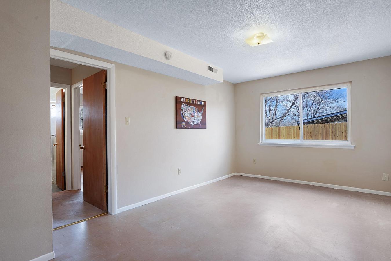 Large Main Level Family Room