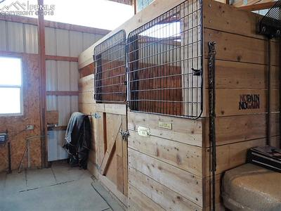 Second Large Stall Perfect for a Stallion or Foaling Stall