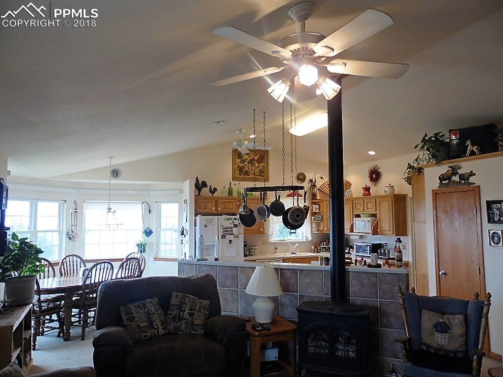 Desirable Great Room Concept with Gas Fireplace!