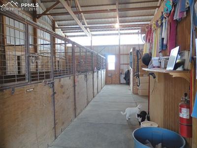 Alternate View of Stalls