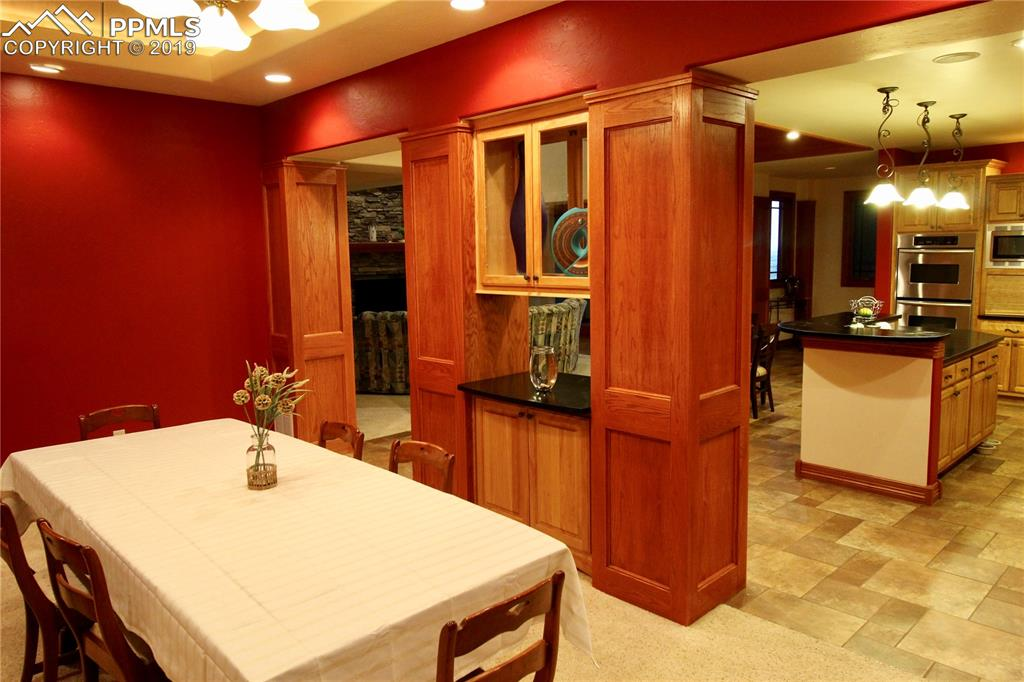 ~ Unbeatable floor plan leading to custom stair case ~